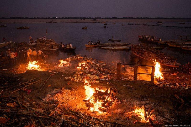 Варанаси: индийская столица смерти