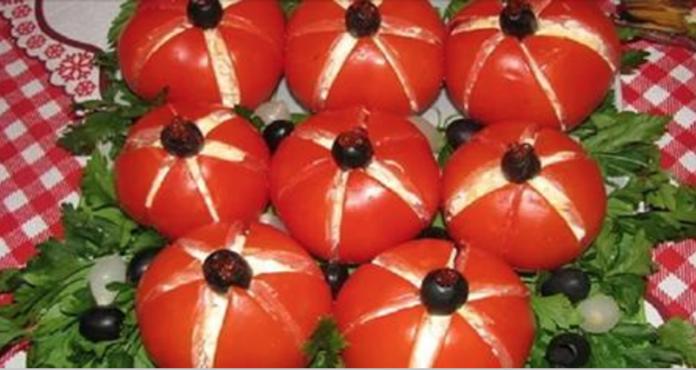 5 феерических блюд, которые ты можешь приготовить из помидоров.