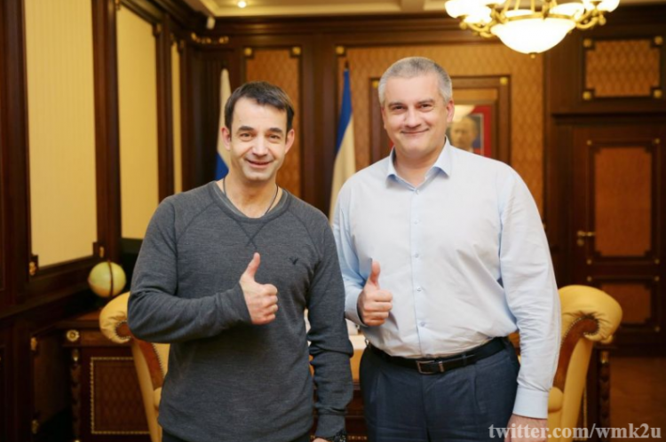 «Рад, что Крым – наш, Севастополь – наш»: Певцов цинично наплевал на киевскую власть
