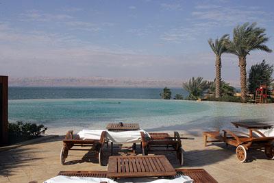 Живая красота Мёртвого моря