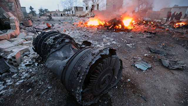 Во всем виноваты хохлы: В Совфеде предположили, откуда у террористов ПЗРК, из которого сбили Су-25