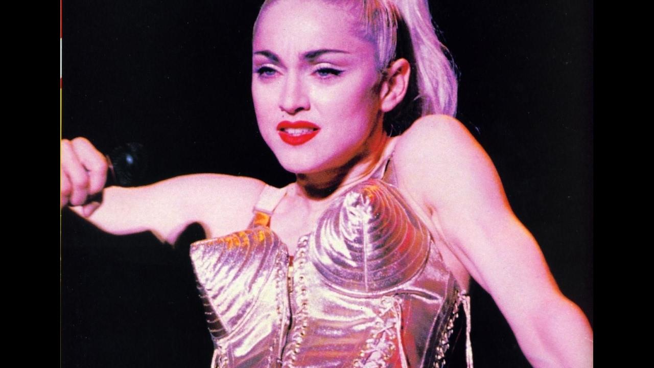 Мадонна и мода — что их связывает