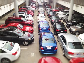 Американцы решили сдавать в аренду чужие личные автомобили