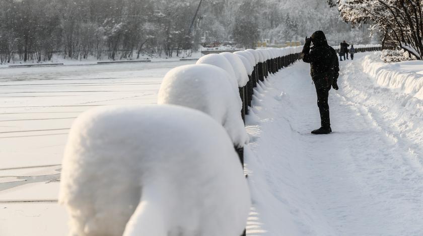 Одевайтесь теплее: москвичей ждет самая холодная ночь