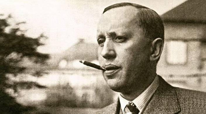 Карел Чапек. «Мужчина и оружие»