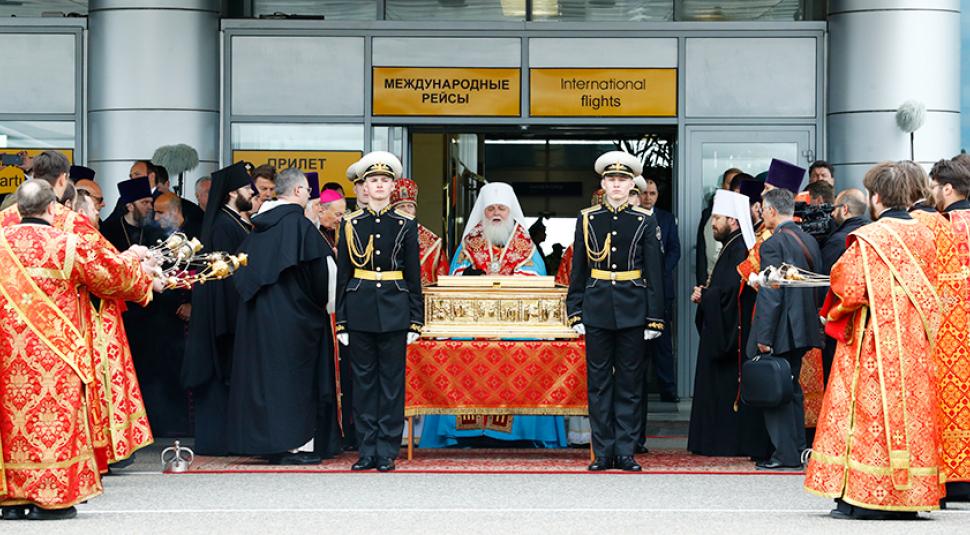 св.Николай Чудотворец, моли Бога о России!