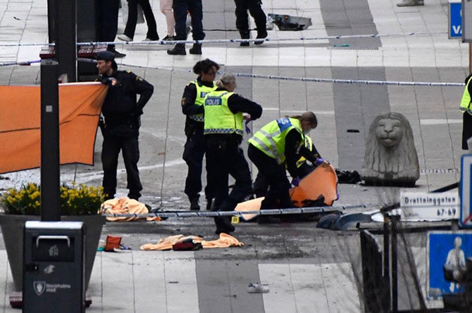 Преступление в Сирии и наказание в Стокгольме