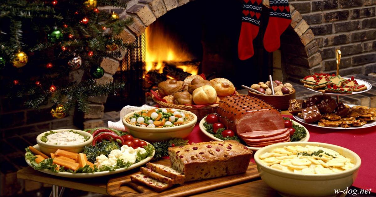 11 блюд, которые надо поставить на новогодний стол для Желтой Собаки