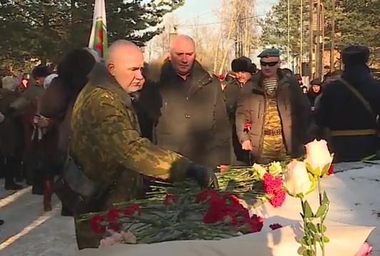 Годовщину вывода войск из Афганистана отметили в Петрозаводске