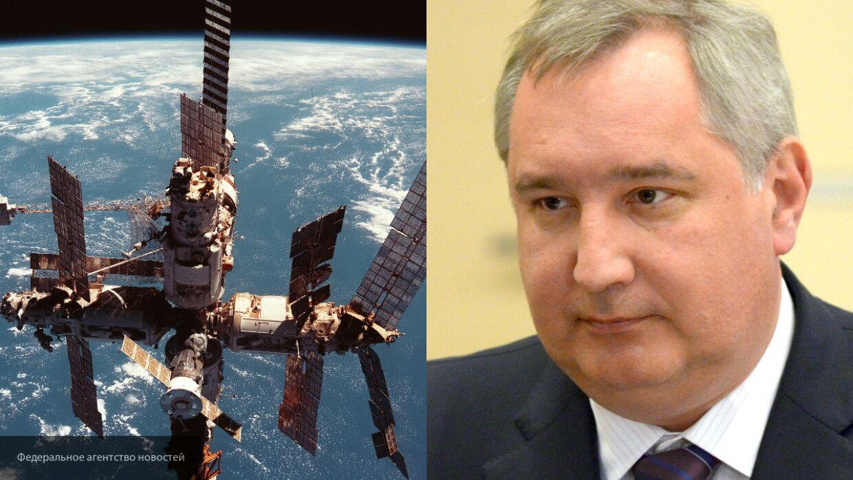 Рогозин заявил о создании ок…