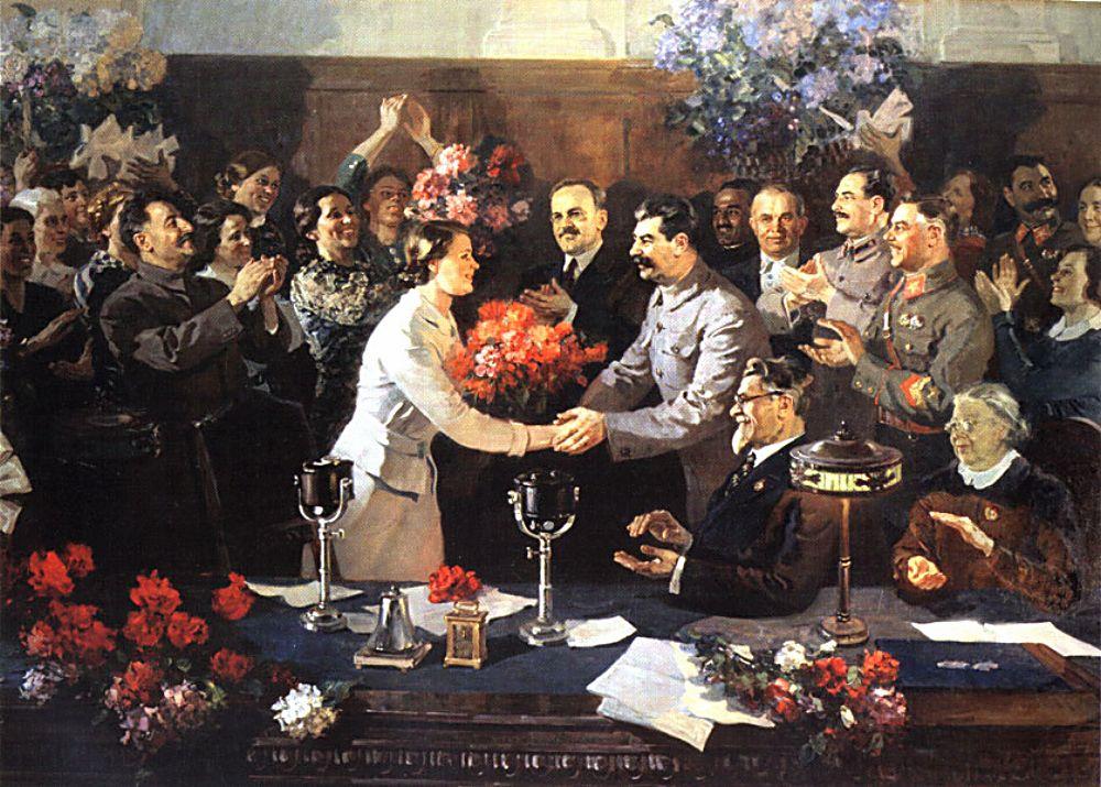 С днём рождения Иосифа Виссарионовича Сталина!