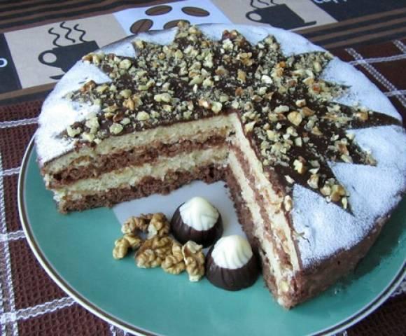 Рецепт торт мишка на сметане