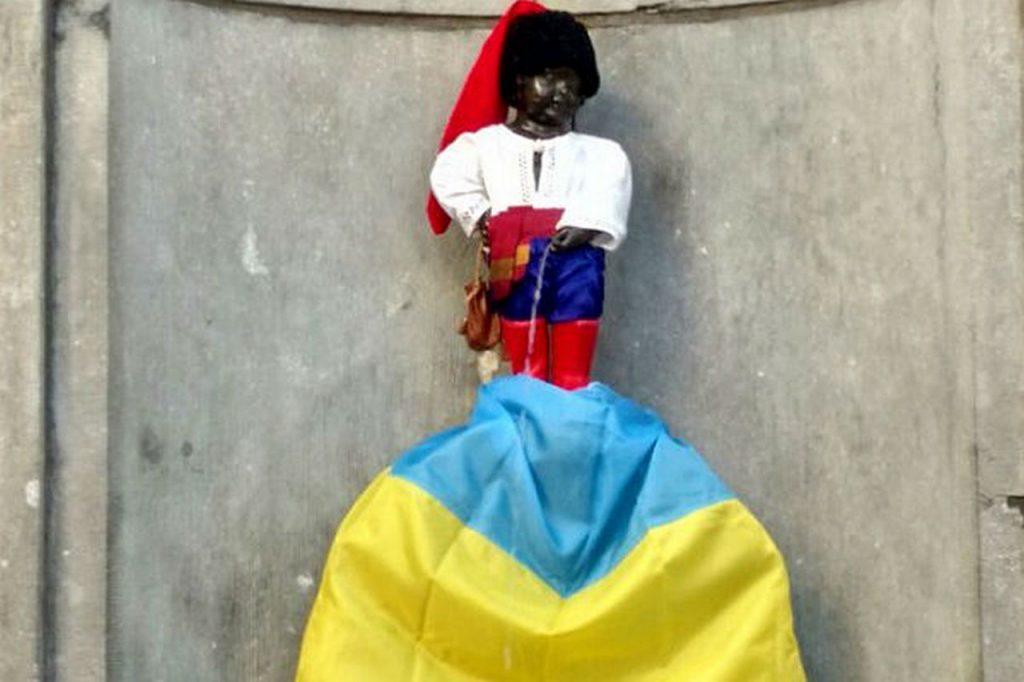 Прилетите в Брюссель, не кричите от ужаса… Макс Бужанский