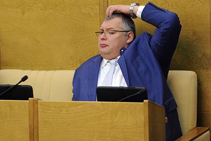 Бывший депутат посетовал на снижение доходов из-за работы в Госдуме