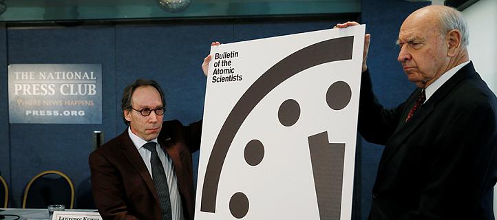 Ученые определили, на сколько минут Трамп приблизил «Судный день»