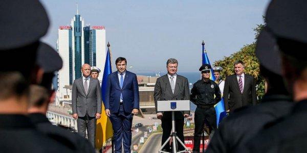 Власть в Одессе: Как хуцпа с хуцпой борется