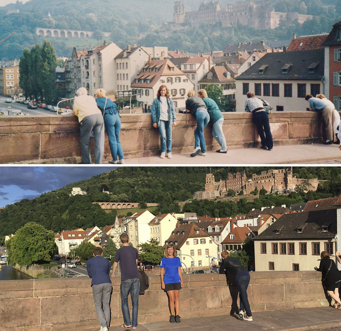 30 Years Later: Same Locations But Different Me