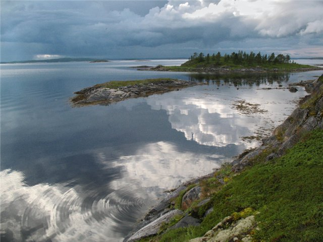 Места силы: Белое море