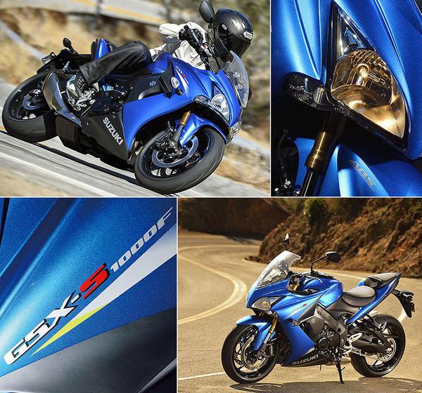 Мотоциклы Suzuki: что нового? - Фото 4