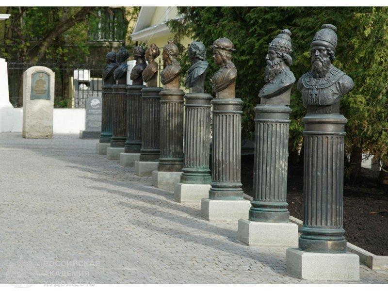 В России появятся новые памятники Ельцину и Солженицыну ynews, Ельцин, Скульптуры, Церетели, искусство, памятники