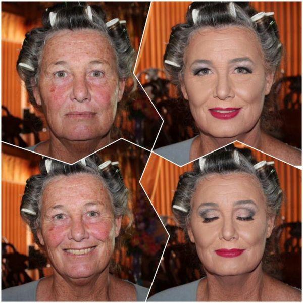 Немного о красоте, мы же женщины, несмотря на возраст...