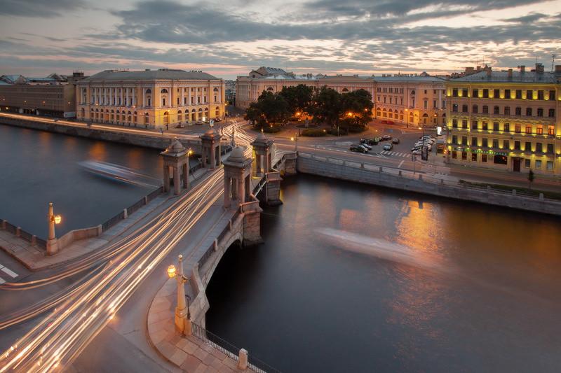 Мост имени Ломоносова мост, мосты спб, россия, санкт-петербург, спб!, фишки-мышки, фото, фотография