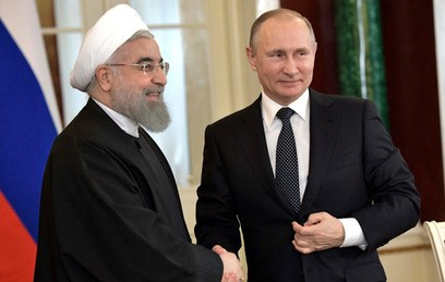 Путин обсудил с президентом Ирана итоги Конгресса нацдиалога Сирии