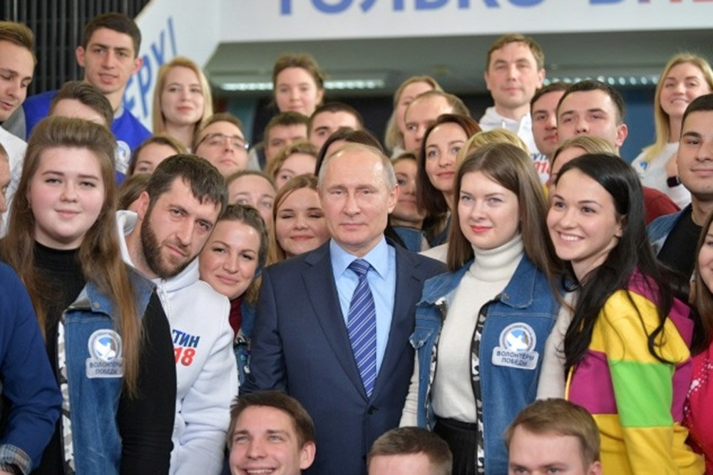 Названы сопредседатели избирательного штаба Путина