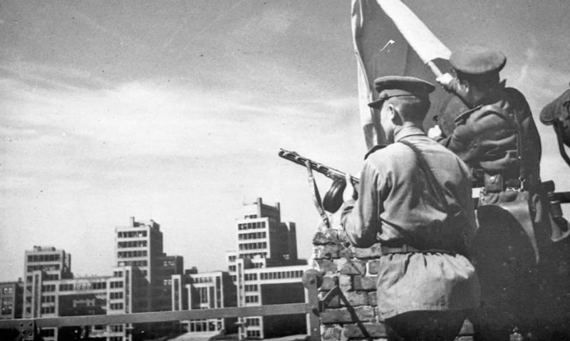 Харьковское сражение. Август 1943 года. Освобождение Харькова