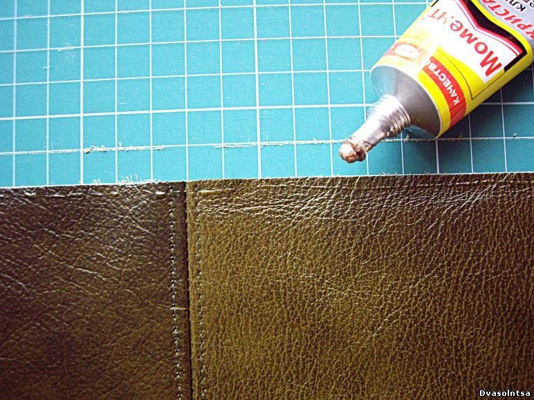 Как шить кожзам на швейной машинке видео