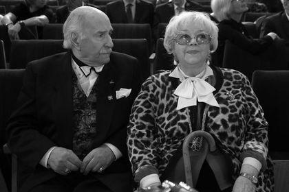 Умерла вдова Владимира Зельдина