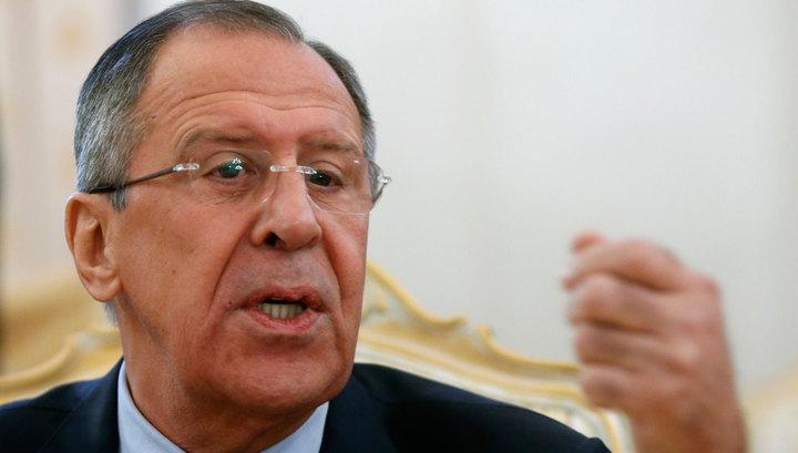 Вести.Ru: Лавров возглавит российскую делегацию на марше памяти в Париже