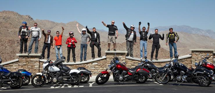 Route 66 — путешествие по США на Yamaha  - Фото 26
