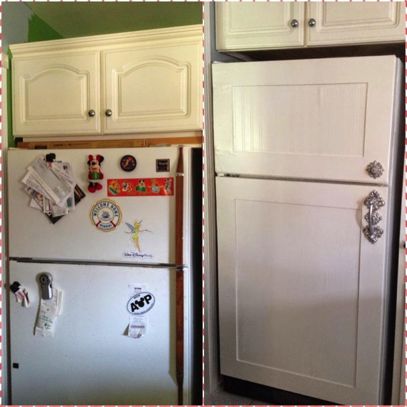 Как преобразить холодильник