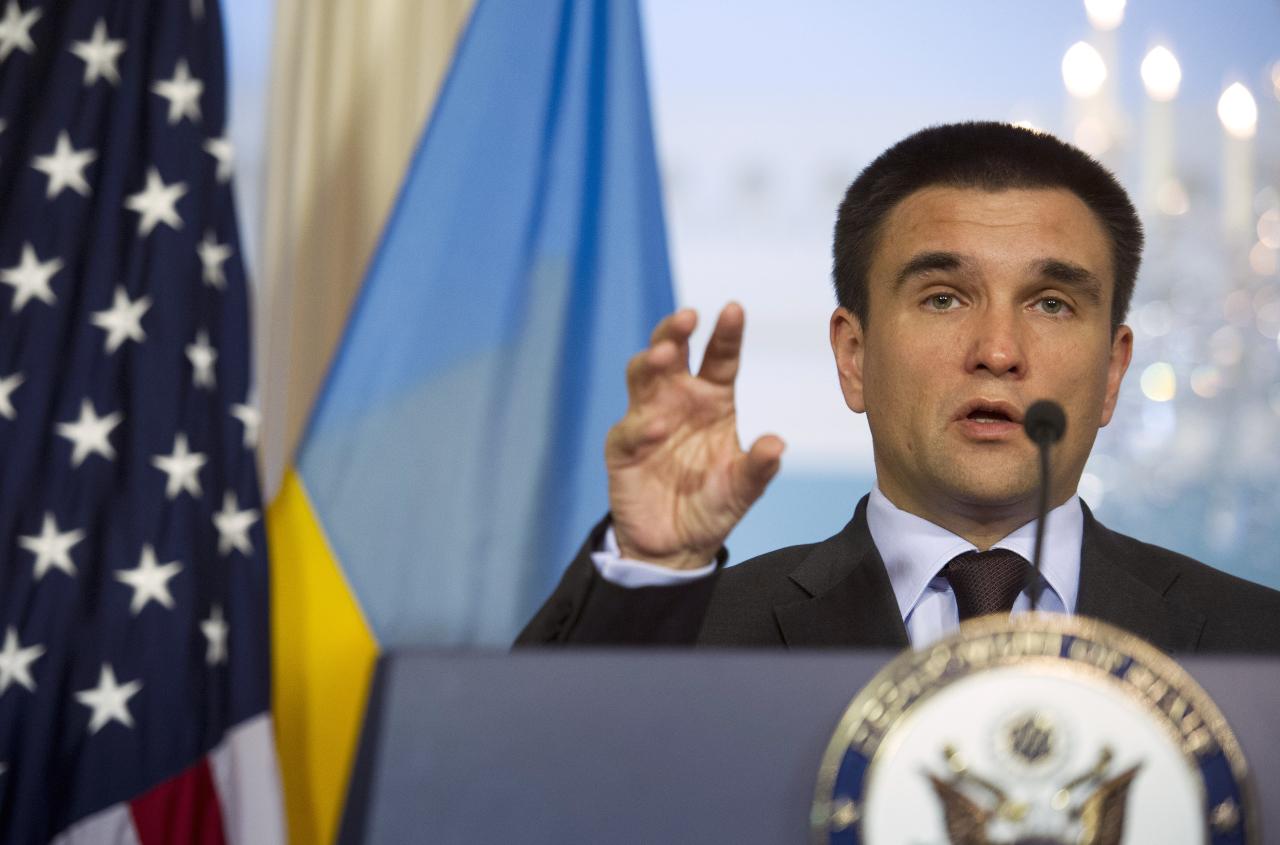 Глава МИД Украины поведал, зачем нужны антироссийские санкции