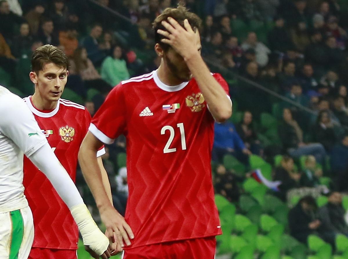 Евгений Ловчев: Это позор. Но с Бельгией будет лучше