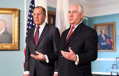 Тиллерсон: США намерены сотрудничать с Россией, несмотря на санкции