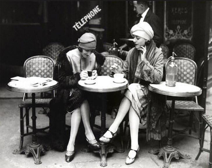 Мода десятилетий XX века