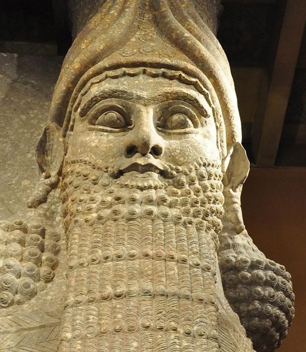 Вавилонский царь Навуходоносор II. | Фото: jnsm.com.ua.