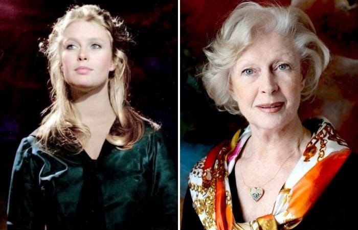 Знаменитая польская актриса Беата Тышкевич | Фото: deviantart.com, 24smi.org