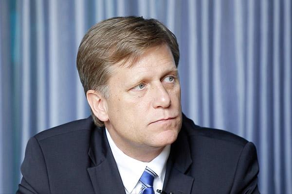 Главный проигравший - Украина, экспосол США Макфол Новости и политика в мире