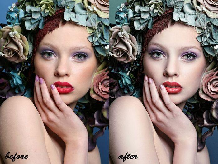 Чудеса фотошопа: до и после фигура, фотошоп