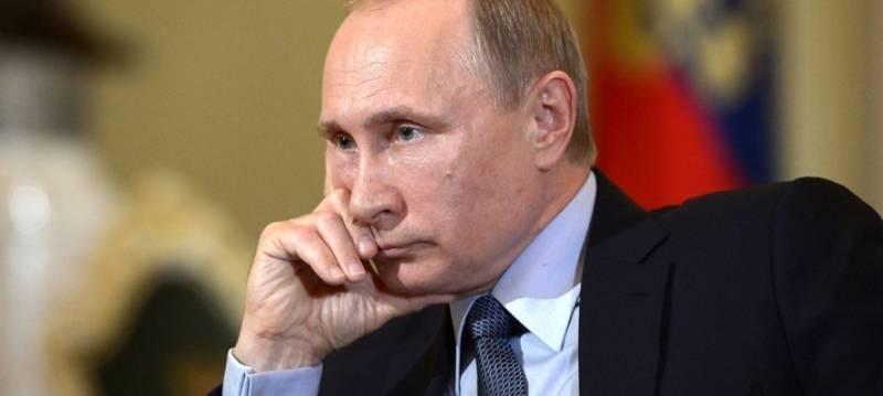 А если Путин уйдёт? Операция…