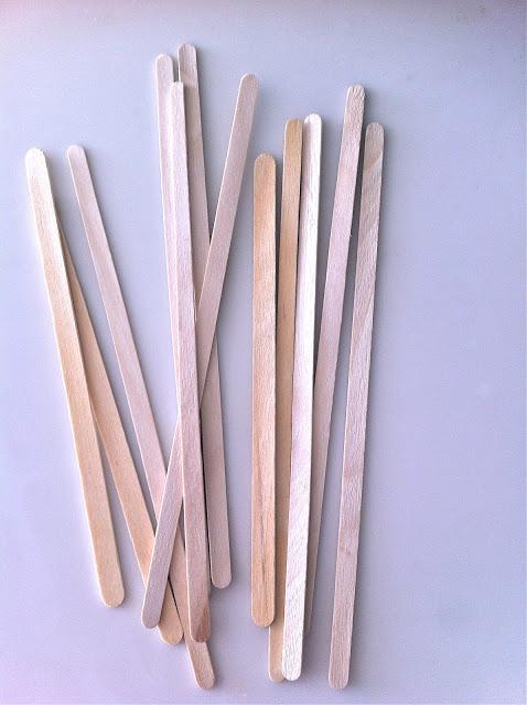Поделки из деревянных палочек Так Просто!
