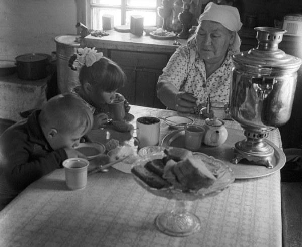 Как мы проводили лето у бабушки в деревне