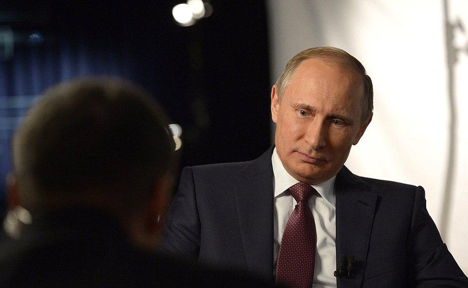 Президент РФ о войне с США и целесообразности существования НАТО