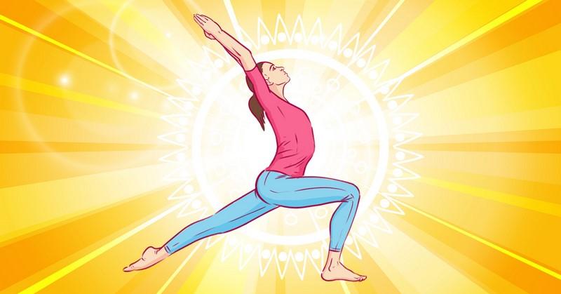 Это не магия, это йога для с…