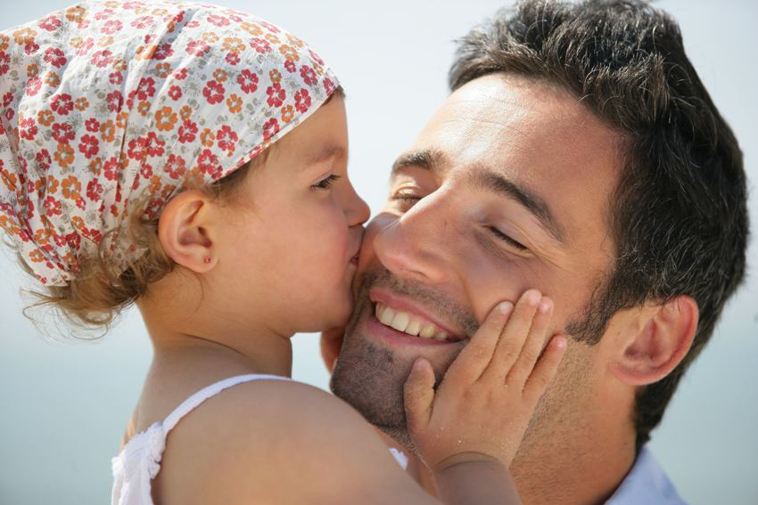 Если у вас маленькая дочка — советы  от заботливого отца