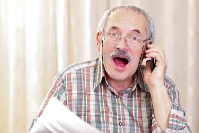 Пожилому бухгалтеру отказали в работе, но он не растерялся
