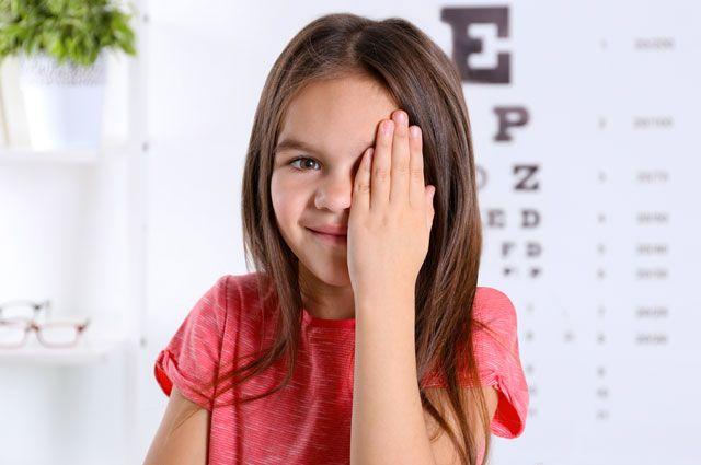 Опасное лето. Болезни глаз, которые могут развиться у детей на каникулах